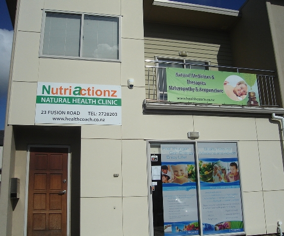 NutriActionz Natural Health Clinic